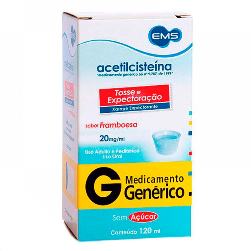 GEN-ACETILCISTEINA-EMS-INF-120ML-XPE