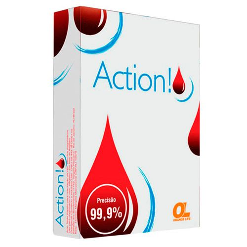 Autoteste para Anticorpos (HIV) Action 1 Unidade