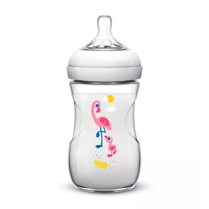 MAMADEIRA-PETALA-DECORADA-FLAMINGO-260ML