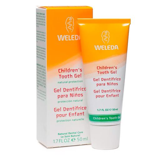 Gel Dental Infantil Weleda Calendula 50ml