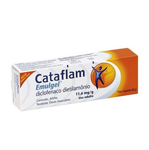 Cataflampro 60mg Gel