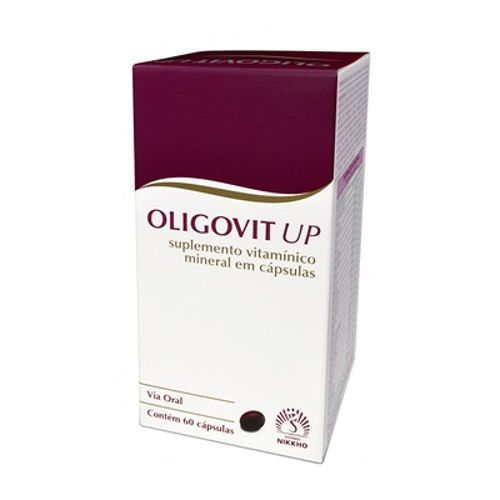 Oligovit Up 60 Cápsulas