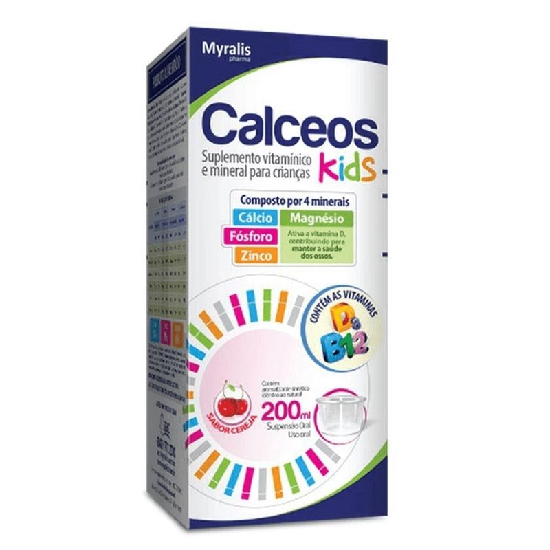 Calceos-Kids-200ml-Solucao-Oral