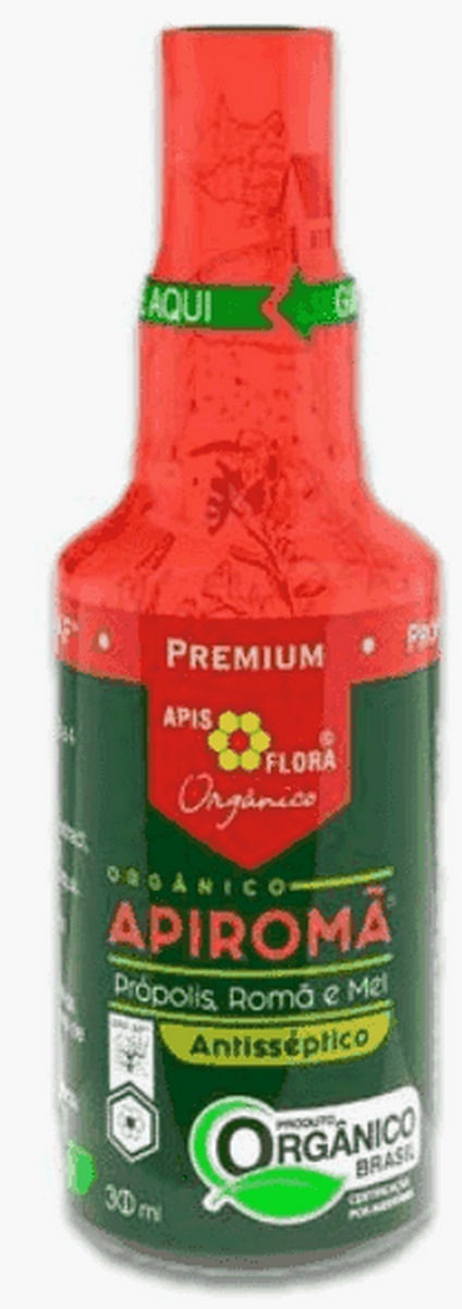Apiromã Spray Orgânico Apis Flora 30ml