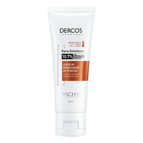 Leave-in Renovador de Pontas Vichy Dercos Kera-Solutions 50ml