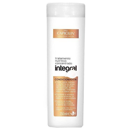 Condicionador Capicilin Integral 250ml