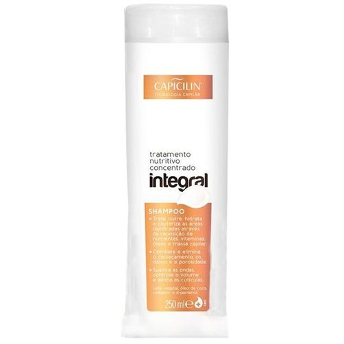 Shampoo Capicilin Integral 250ml