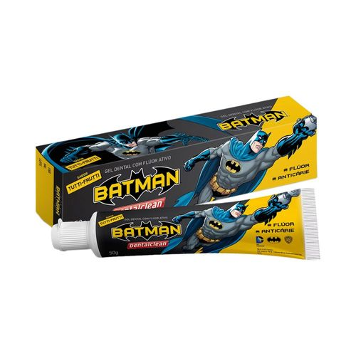 Gel Dental Dentalclean Batman 50g