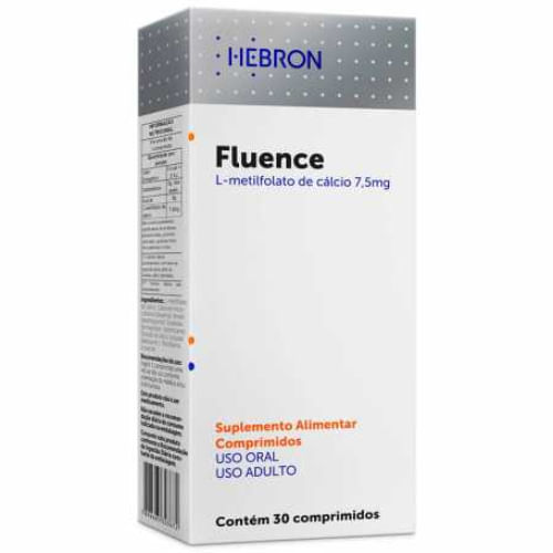 Fluence 30 Comprimidos 7,5mg