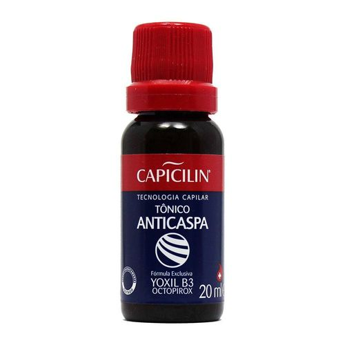 Tônico Anticaspa Capicilin 20ml