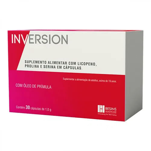 Inversion 30 Cápsulas