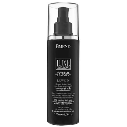 Leave-In Amend Luxe Creations Extreme Treatment 180ml