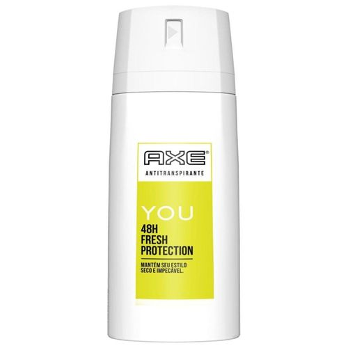Desodorante Aerossol Axe Masculino You 152ml