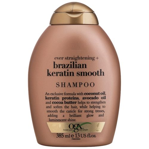 Shampoo OGX Brazilian Keratin Smooth 385ml