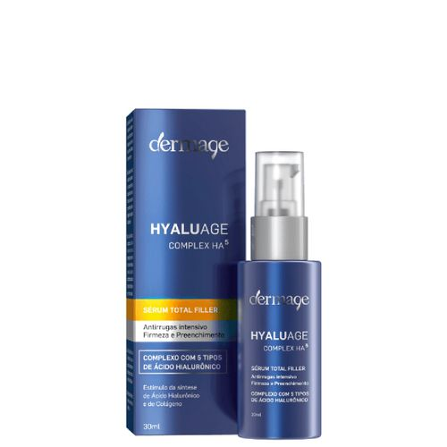 Sérum Antirrugas Intensivo Dermage Hyaluage Complex HA5 30ml