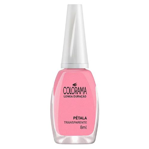 Esmalte Colorama Regular Pétala Transparente 8ml