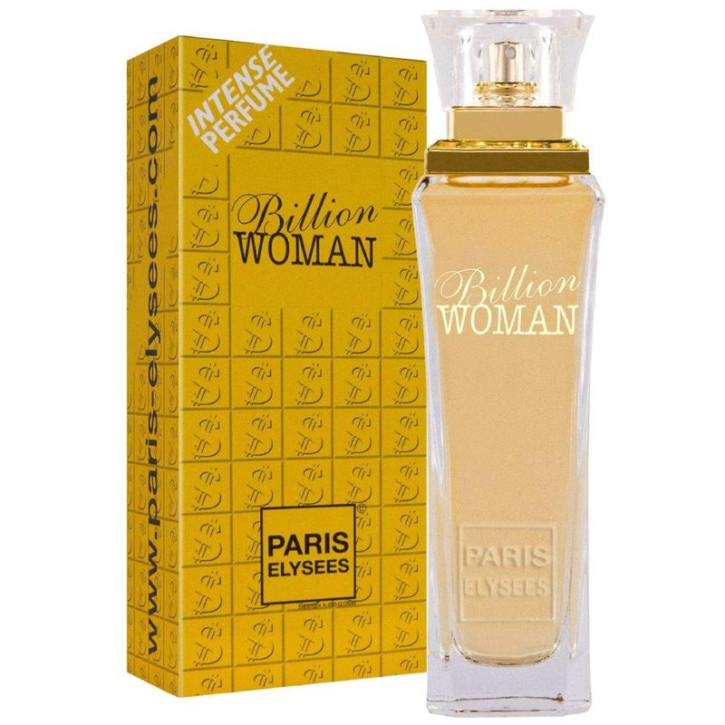 Colonia-Parfums-Billion-Womam-100Ml