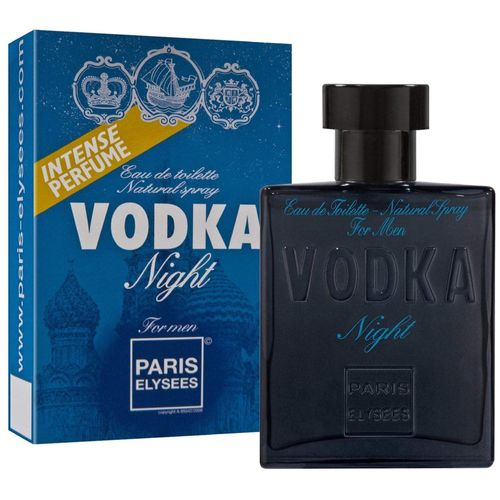 Perfume Paris Elysees Vodka Night for Men 100ml
