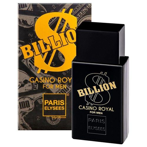 Perfume Paris Elysees Billion Casino Royal for Men 100ml