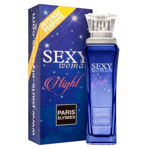Perfume Paris Elysees Sexy Woman Night 100ml