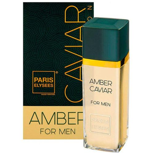 Perfume Paris Elysees Amber Caviar for Men 100ml