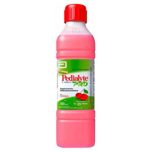 Suplemento Pedialyte Pro Cereja 500ml