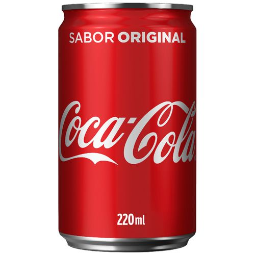 Refrigerante Coca Cola 220ml