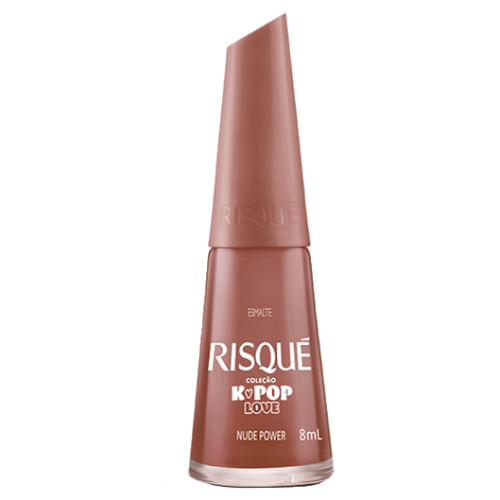 Esmalte Risqué K-Pop Love Nude Power 8ml