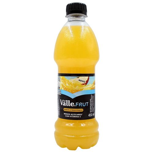 Suco Del Valle Frut Citrus Punch 450ml
