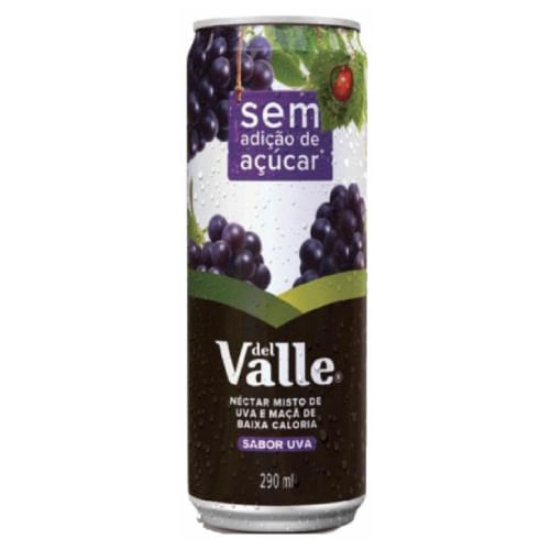 Suco Del Valle Néctar Uva Light 290ml