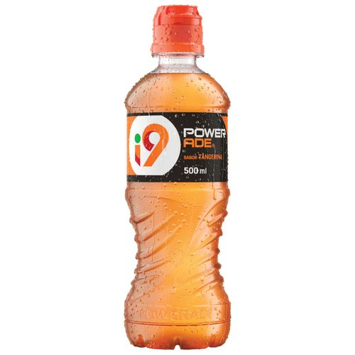 Hidrotônico I9 Powerade Tangerina 500ml
