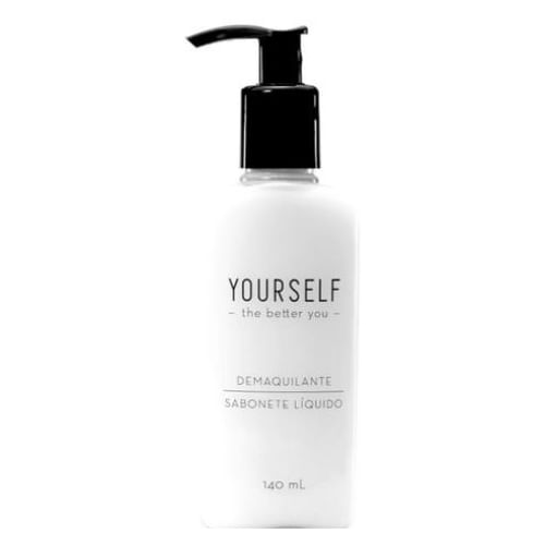 Sabonete Líquido Demaquilante Facial Yourself 140ml