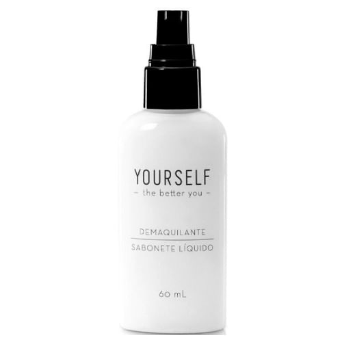 Sabonete Líquido Demaquilante Facial Yourself 60ml